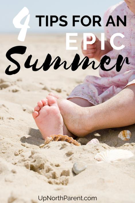 4 Tips For An Epic Summer _ A Summer Bucket List