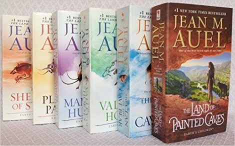 Clan of the Cave Bear Series