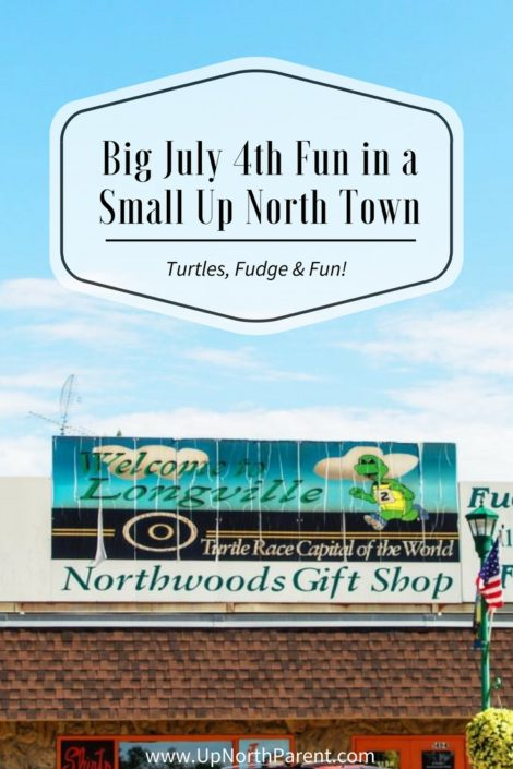 July Fourth Summer Fun | Up North Parent | Longville Minnesota