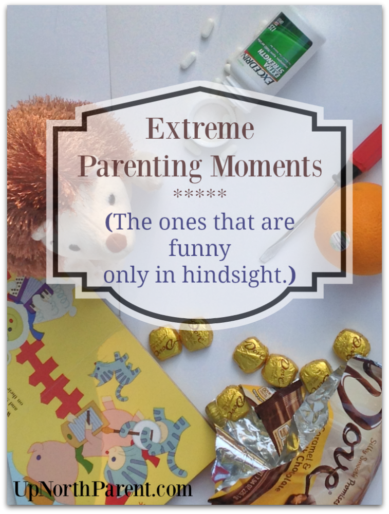 Extreme Parenting Moments That Are Funny Only in Hindsight