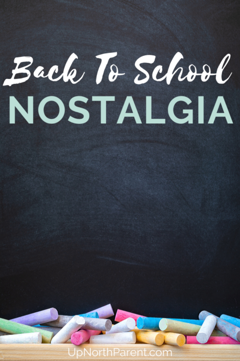 Back To School Nostalgia _ Stay Little, Just a Bit Longer