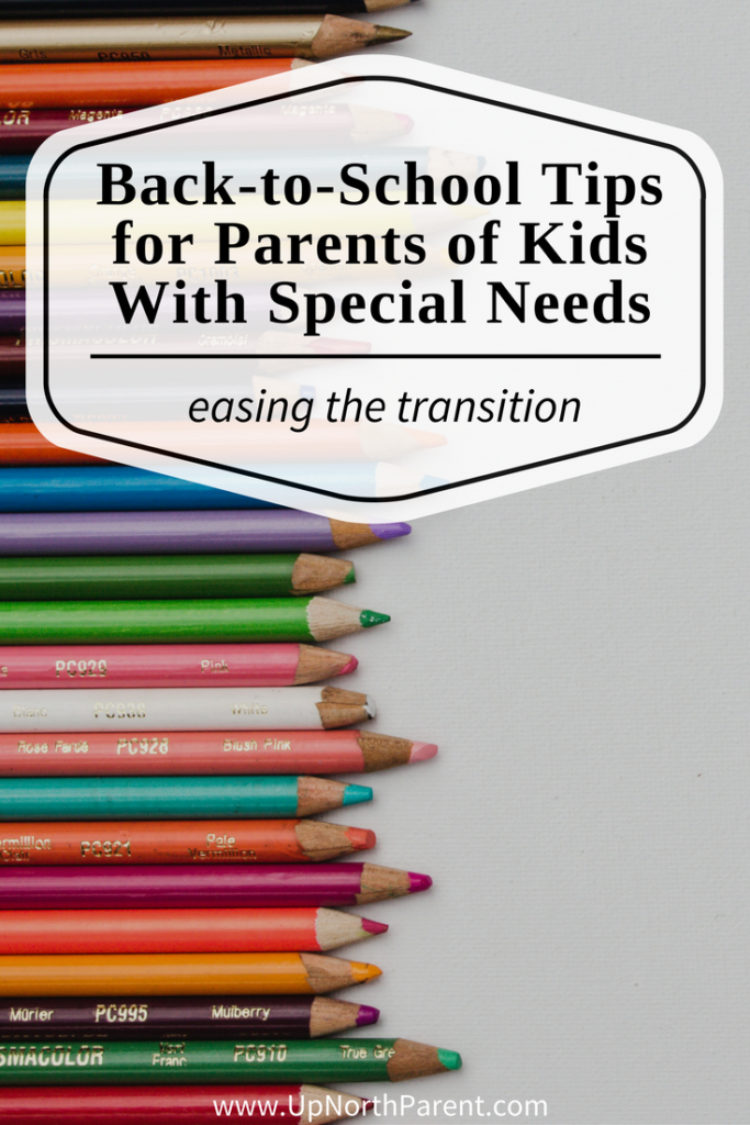 Back-to-School Tips for Parents of Kids With Special Needs | Easing the Transition for Special Needs Students, Special Needs Back to School Tips