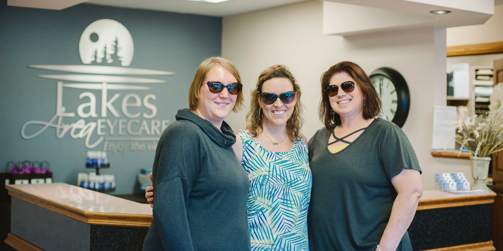 Enjoy The View | Quality Sunglasses from Lakes Area Eyecare