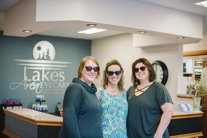 Lakes Area Eyecare in Brainerd, MN | Quality Sunglasses All Year Long | Quality Sunglasses from Lakes Area Eyecare