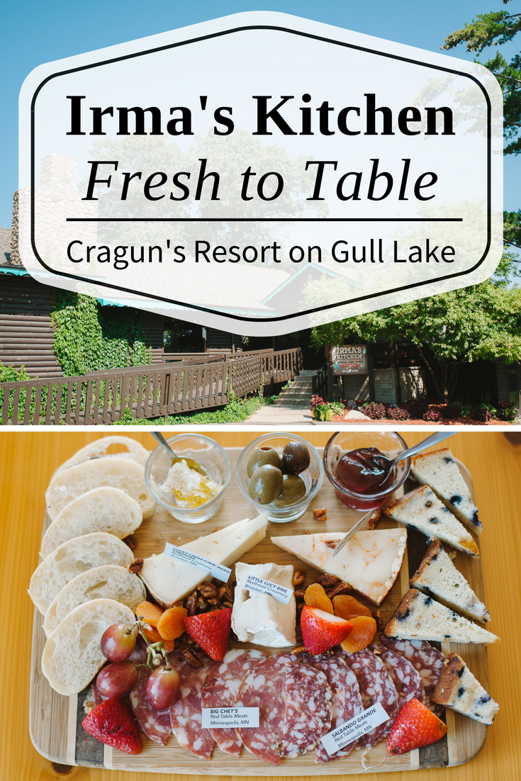 Irmas Kitchen - Craguns Resort in Brainerd, Minnesota - Up North Parent