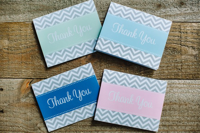 The Art of the Thank You Note | Thank You Card Ideas, The Invite Lady Thank You Cards | The Art of Writing a Thank You Note