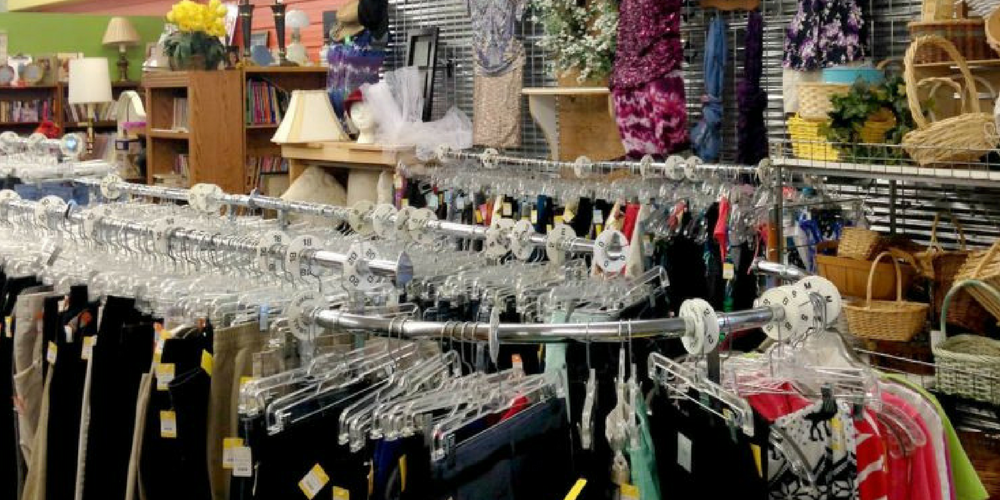 Previously Loved   Thrift Store Shopping Hacks for Busy Parents