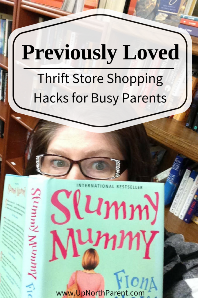 Previously Loved - Thrift Store Shopping Hacks for Busy Parents