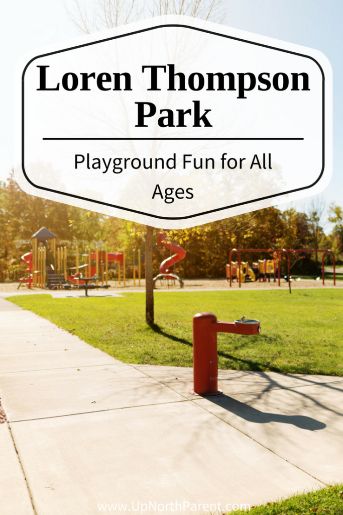 Loren Thompson Park - Baxter Minnesota