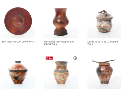 Dan Devine Pottery