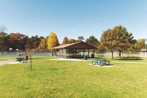 Loren Thompson Park   Baxter Minnesota
