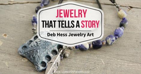 Deb Hess Jewelry Art Minnesota   Custom Jewelry to Help Women Share Their Story