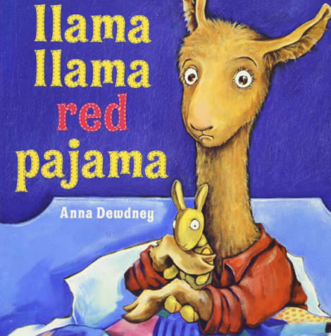 Llama Llama Red Pajama | Best Baby and Toddler Board Books | Up North Parent in Honor of National Picture Book Month