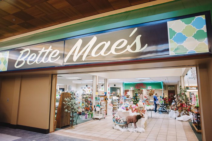 Bette Mae's | A Unique Spot in the Brainerd Westgate Mall, Brainerd, MN | Bette Mae's Westgate Mall