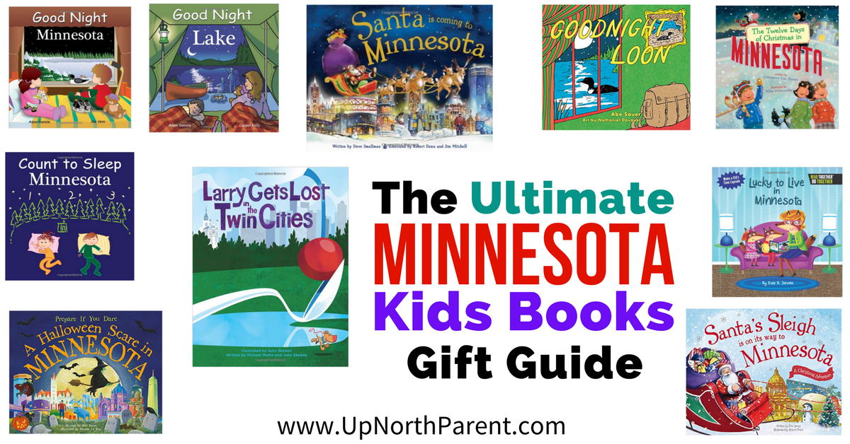 The Ultimate Minnesota Kids Books Gift Guide