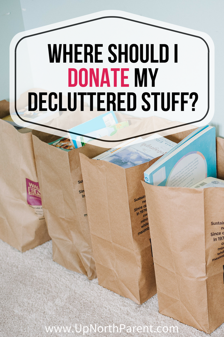 Where should I donate my decluttered stuff_ _ You've Decluttered Your House, Now What_ _ Places to Donate Your Stuff After Decluttering
