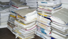 Looking at Paper Clutter in a New Light _ How to Declutter Paper