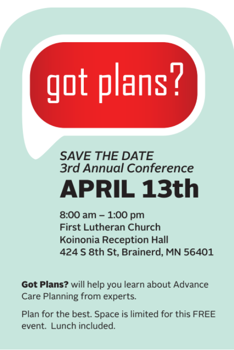 Got Plans? Advanced Planning