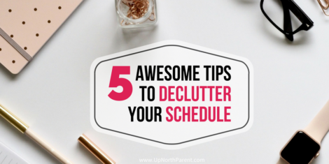 Too Busy_ Maybe it's Time to Declutter Your Schedule & Free Your Time