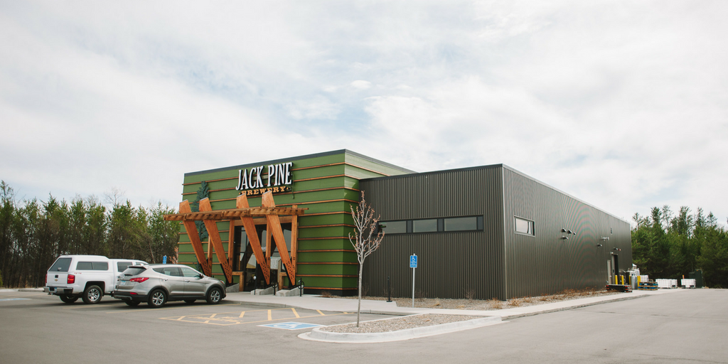 Jack Pine Brewery of Baxter, MN | A Not-So-Typical Local Taproom Experience