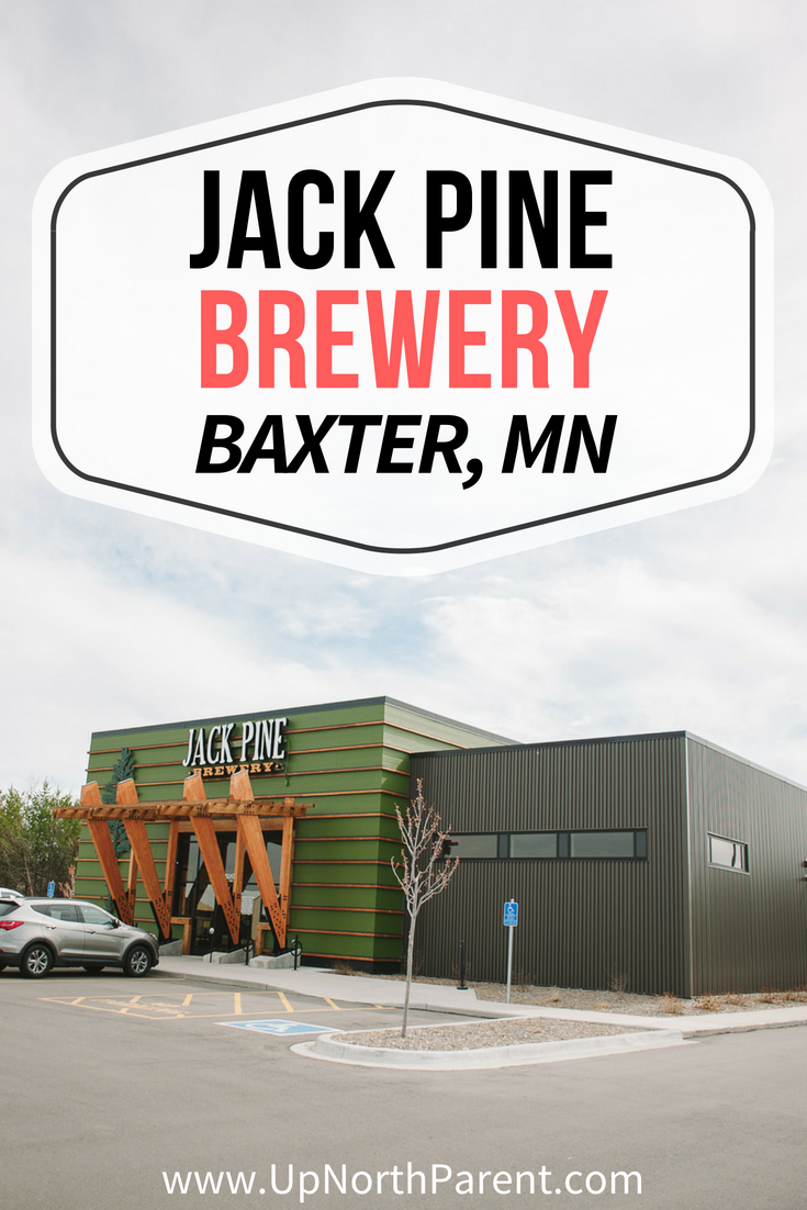 Jack Pine Brewery of Baxter, MN
