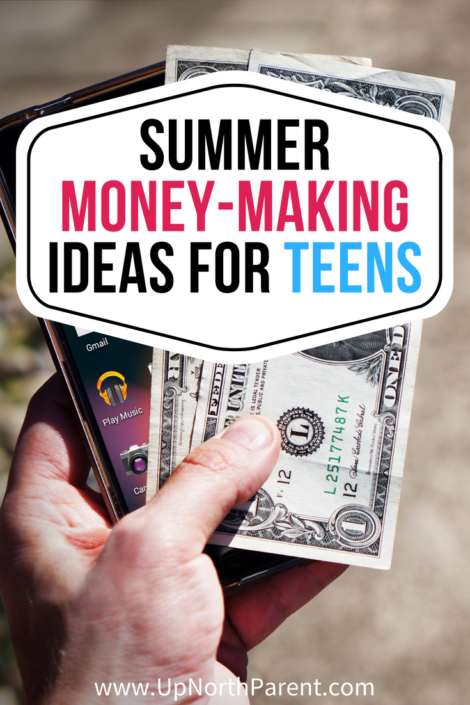 SUMMER Money-Making Ideas for Teens