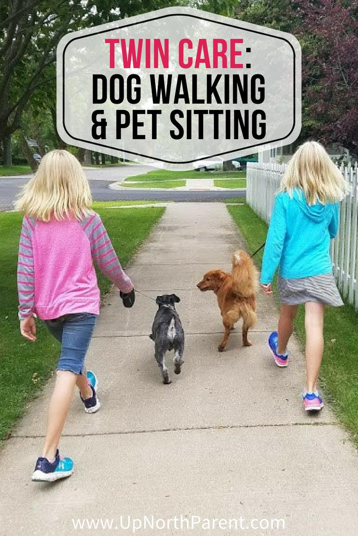 TWIN CARE_ Dog Walking and Pet Sitting in Brainerd, Minnesota