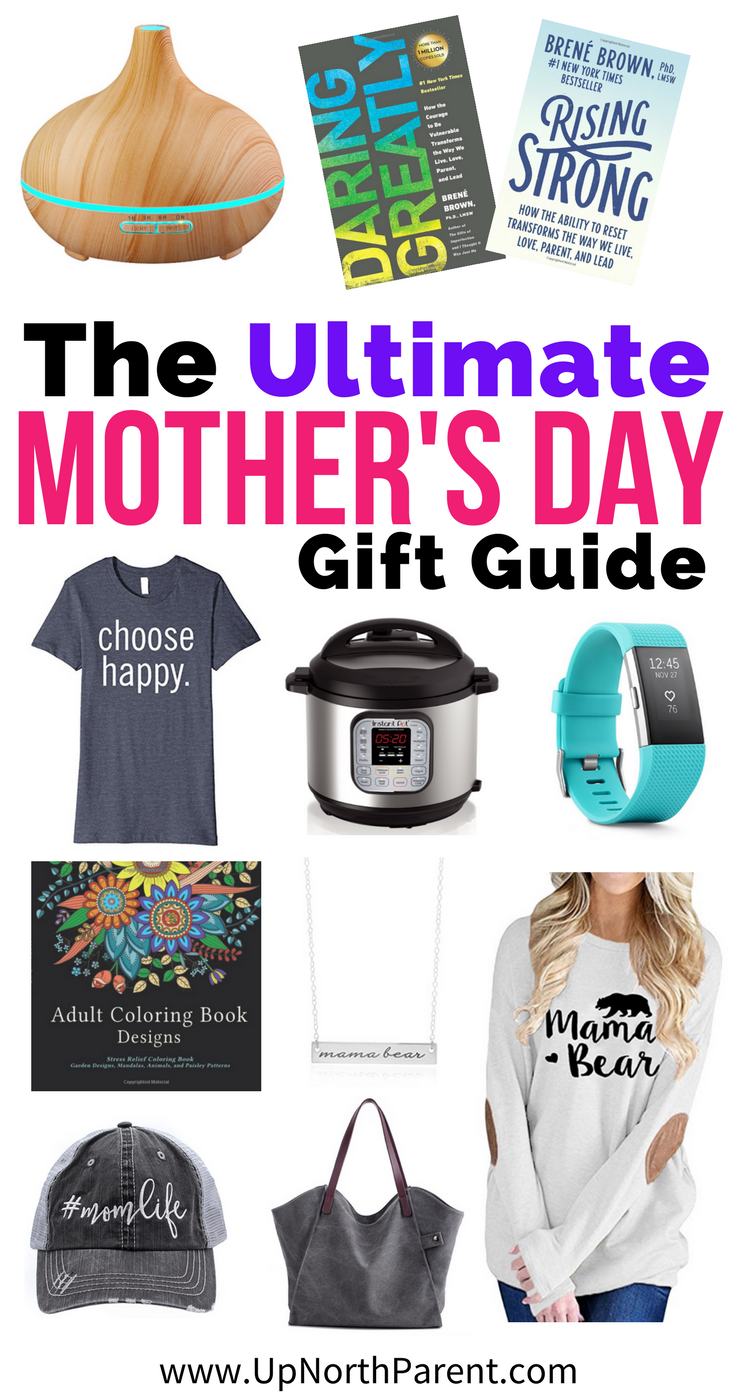 The Ultimate Mother's Day Gift Guide | Ultimate Gift Ideas for Mom | The Best Gifts for Mother's Day