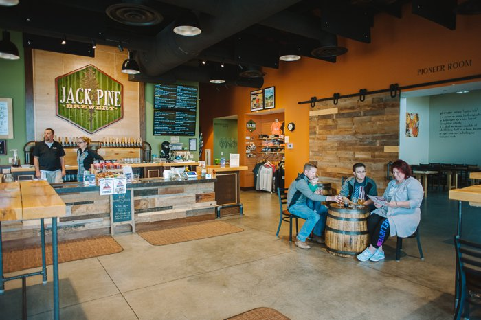 Jack Pine Brewery of Baxter, MN | Craft Beer Brewery in Brainerd, Minnesota
