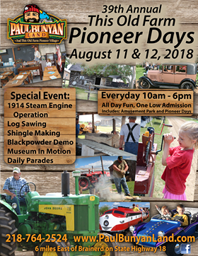 This Old Farm Pioneer Days