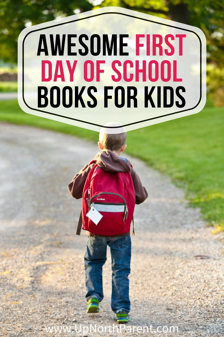 Awesome First Day of School Books for Kids