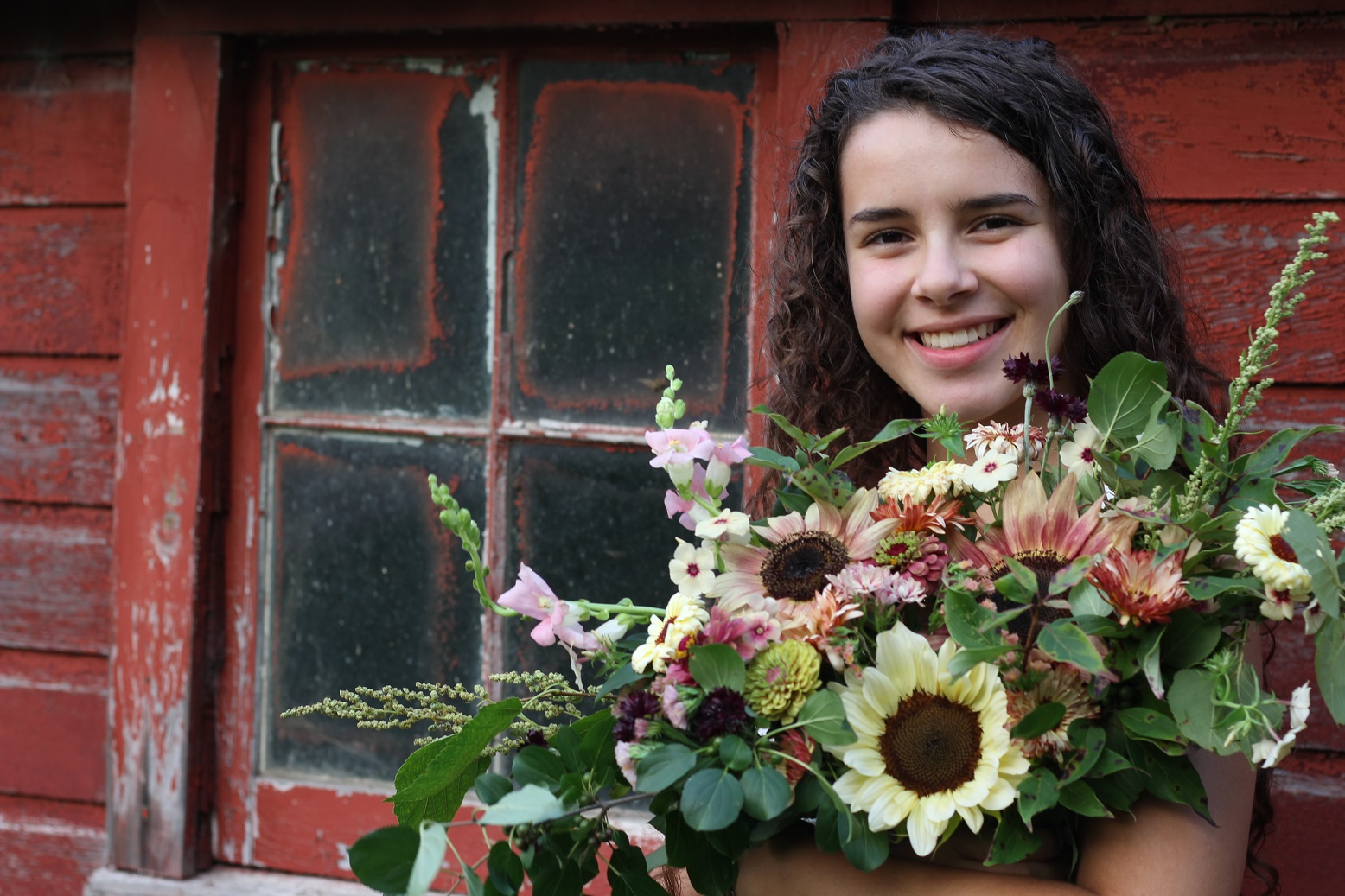 Young Entrepreneurs: Sonnenblume Flower Farm of Brainerd