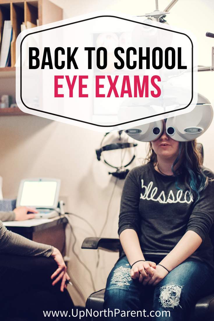 The Most Important Part of Back-to-School... Eye Exams! | Back to School Eye Exams