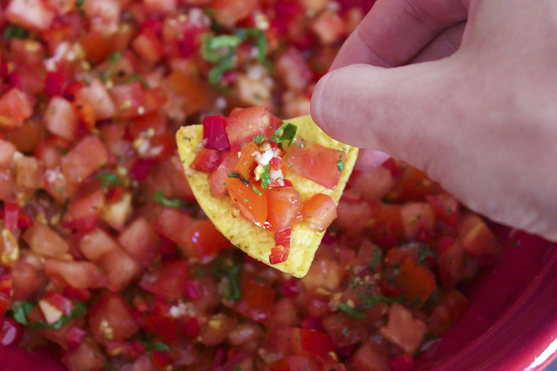 """Going Beyond """"Just Tomatoes"""" with 5 Fresh Salsa Recipes!"""