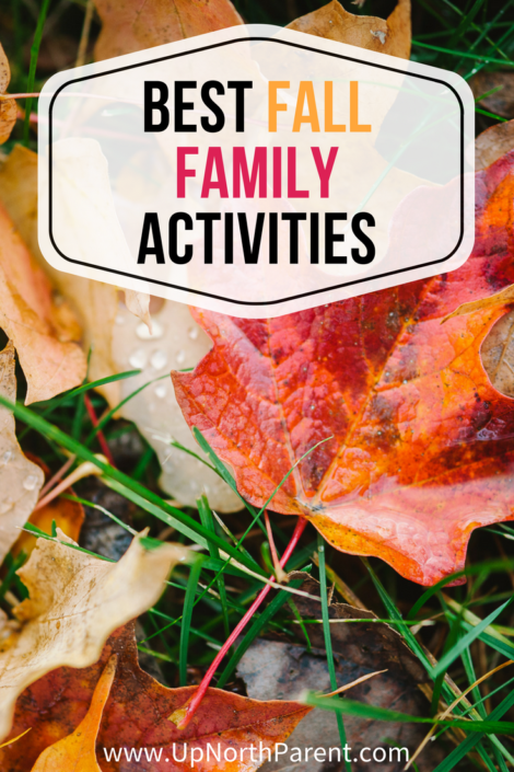 The Best Fall Family Activities For Kids of All Ages