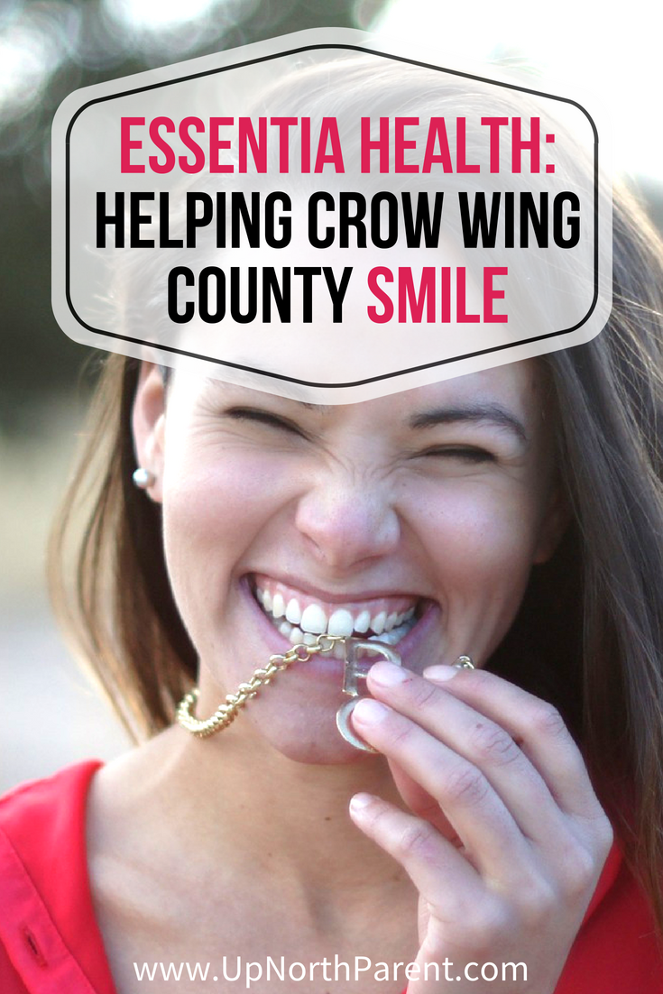 Essentia Health is Helping Crow Wing County SMILE