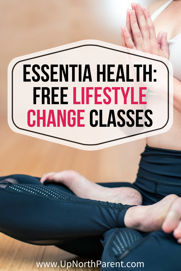 Essentia Health Offers FREE Lifestyle Change Classes