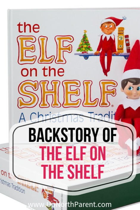 The Interesting Backstory of Elf on the Shelf Holiday Tradition