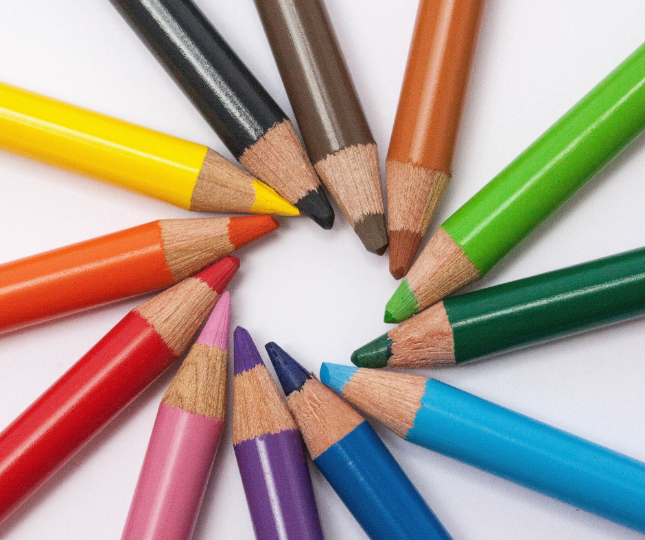 5 Wonderfully Diverse Coloring Books for Kids and Tweens