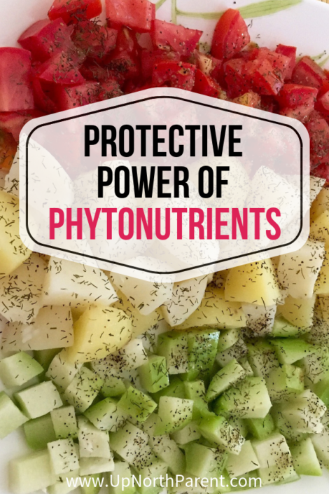 Get the Protective Power of Phytonutrients