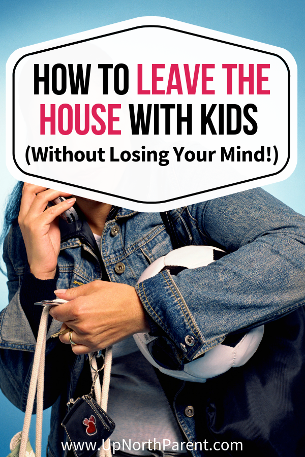 How to leave the house with kids (without losing your mind) _ Moms, the urban sherpas of life
