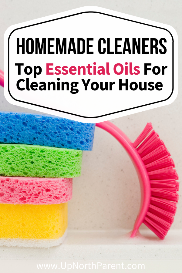 Must Have Essential Oils For Cleaning Your House