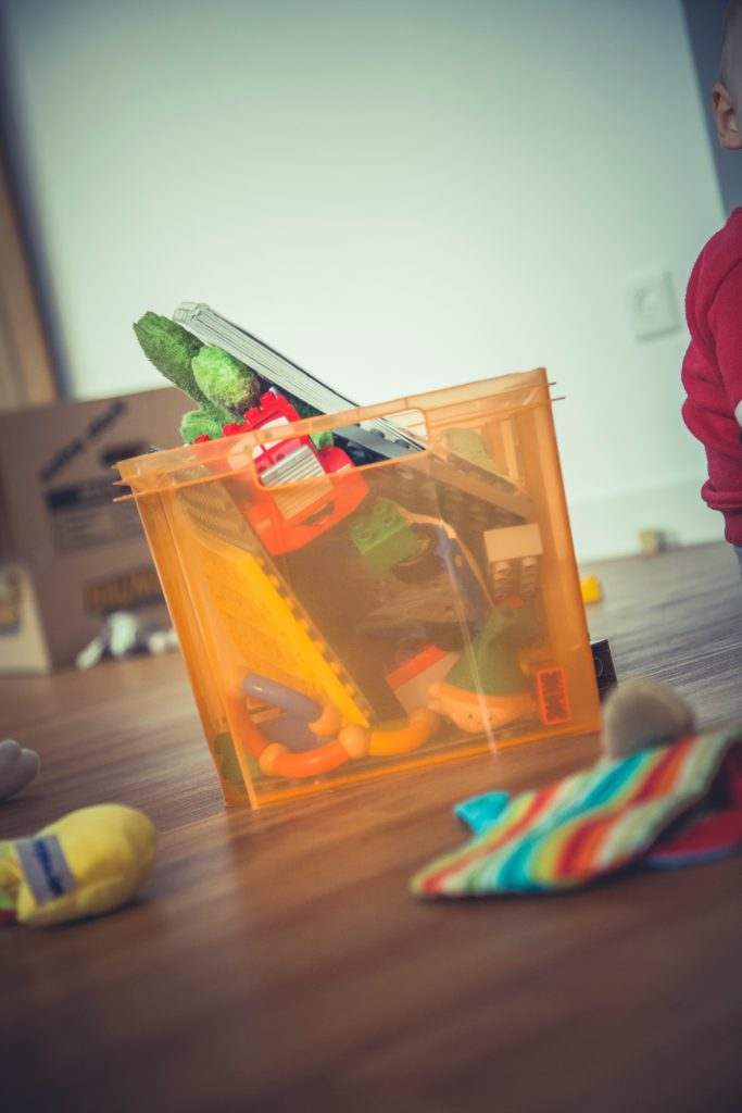 Taming the Toy Tangle | How to Create a Toy Rotation
