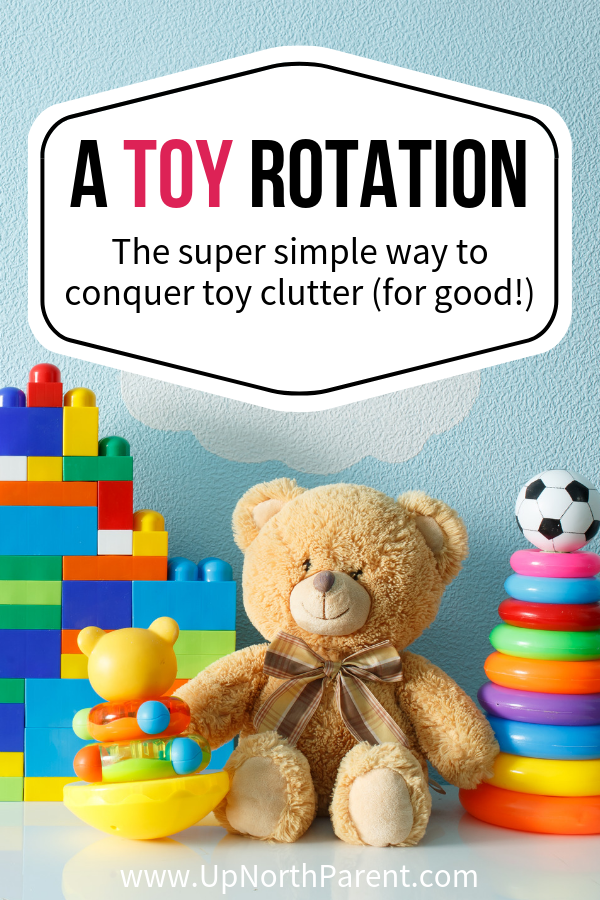 Taming the Toy Tangle _ Create a Toy Rotation