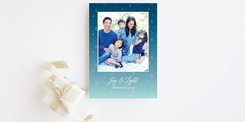 3 Reasons Basic Invite Wins at Holiday Cards