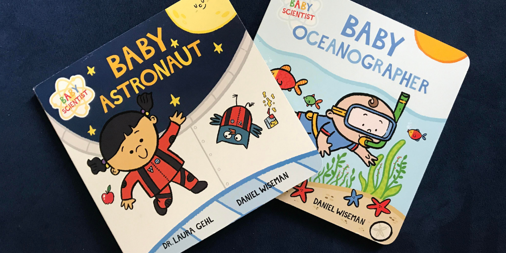 Baby Scientist Books – Making Science Interesting for Preschoolers