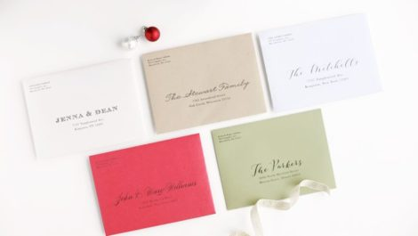 3 Reasons Why Basic Invite Wins at Holiday Cards
