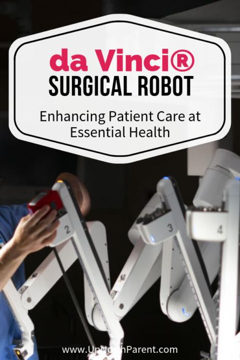 da Vinci Surgical Robot | Enhancing Patient Care at Essentia Health