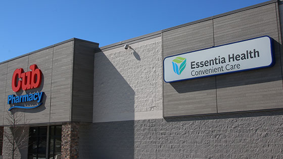 Essentia Health Convenient Care-Baxter | essentia health flu shot