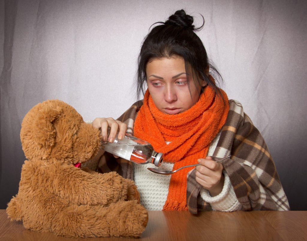 essentia health flu shot